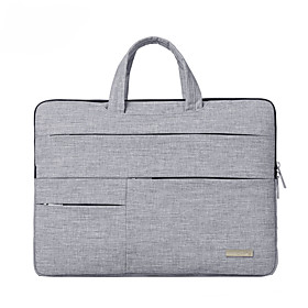Image of 13.3 14.1 15.6 inch Multi-Pocket Ultra-Thin Computer Bag Notebook Handbag Casual Bag for Surface/Dell/HP/Samsung/Sony etc