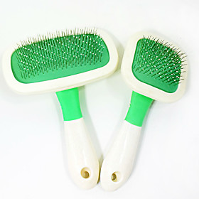 Style 360 degrees rotate Puppy Dog Hair Grooming Dog Comb Gilling Pet Brush Quick Clean Tool Pet Supplies Wholesale 5789704