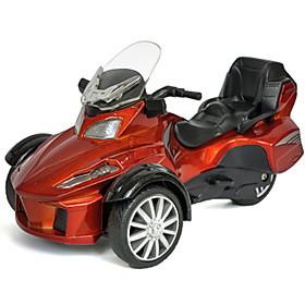 Macchine giocattolo Giocattoli Moto Auto della polizia Simulazione Moto Lega di metallo Metallo Unisex Regalo Action  Toy Figures Giochi 5826247