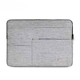 Image of 13.3 14.1 15.6 inch Multi-Pocket Ultra-Thin Computer Bag Notebook Sleeve Case for Surface/Dell/HP/Samsung/Sony etc