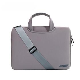 Shoulder Bags / Handbags Solid Colored Textile for New MacBook Pro 15-inch / New MacBook Pro 13-inch / MacBook Air 13-inch