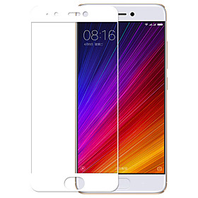 For Millet 5s Ximalong Full Screen Covered Tempered Glass Film Phone Protective Film White 5862666