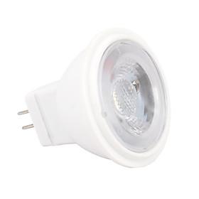 2W 100-120lm GU4(MR11) Faretti LED MR11 3 Perline LED SMD 2835 Oscurabile Bianco caldo Luce fredda 12V 5785723