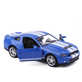 MZ Toy Car Race Car Classic Music  Light Pull Back Vehicles Classic Unisex Boys' Girls' Toy Gift