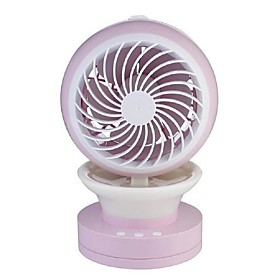 Creative Mini USB Humidifier Fan, Office Desktop Air Conditioning Fan, Mini Fan Humidifier 5816809