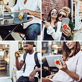 Desk Universal / Mobile Phone Mount Stand Holder Adjustable Stand / 360° Rotation Universal / Mobile Phone Plastic Holder