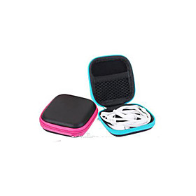 Earphone Holder / Cable Winder Travel Luggage Organizer / Packing Organizer Waterproof Portable Dust Proof Travel Storage for USB Cable