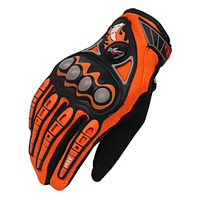 Sports Gloves Unisex Cycling Gloves Bike Gloves Breathable Anti-skidding Protective Full-finger Gloves Cloth Cycling Gloves/Bike Gloves 5883217