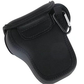 Dengpin neopren blød kamera beskyttende taske taske til fujifilm xt20 xt10 (assorterede farver) 5921639