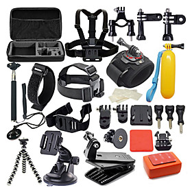 Accessory Kit For Gopro 42 in 1 Waterproof For Action Camera Gopro 6 Gopro 5 Xiaomi Camera Gopro 4 Black Gopro 4 Session Gopro 4 Silver 4499395