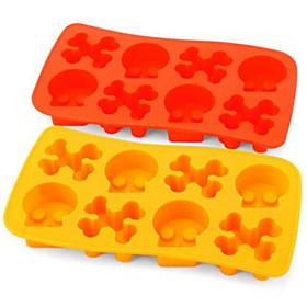 1 Piece Mold For Ice Silicone DIY(Random Color) 5899913
