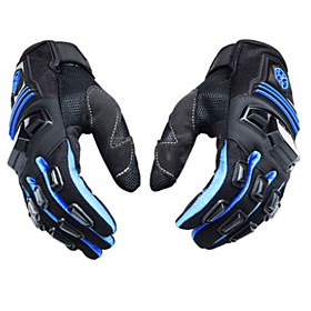 Scoyco MC24 Gloves Motorcycle Full Finger Scooter Protective Rubber Shell Racing Motorbike guantes 5935015