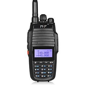 TYT TH-UV8000D Handheld Dual Band / LCD Display / FM Radio 5KM-10KM 5KM-10KM 3600 mAh Walkie Talkie Two Way Radio