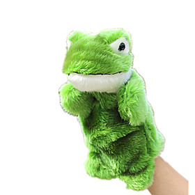Dolls Finger Puppet Toys Rabbit Frog Animals Toddler Pieces 5945217