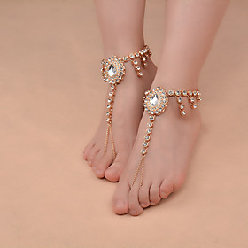 Women's Anklet/Bracelet Imitation Pearl Alloy Handmade Fashion Vintage Drop Jewelry For Daily Casual 1 pcs 5894695
