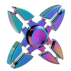 Fidget Spinner Hand Spinner Spinning Top Toys Toys Ring Spinner Metal EDC Novelty  Gag Toys