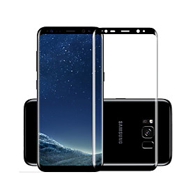 MOCOLL For Samsung S8 Plus Hot Curved Surface Full Screen Full Coverage Anti Scratch Explosion-Proof High-Definition Tempered Glass screen protector 5926911