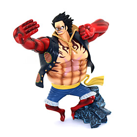 Anime Action Figures Inspired by One Piece Monkey D. Luffy PVC 17 CM Model Toys Doll Toy 5888888
