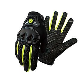 Scoyco MC29 Gloves guantes Motorcycle Full Finger High Protective Shell Silicon Motocross Racing MX motorbike motocicleta 5935017
