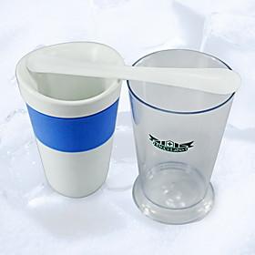 De Ma Le Korea Homemade Ice Cream Cup DIY Shabu Milkshake Cup Juice Lemon Cup 5923457