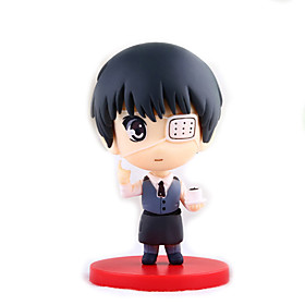 Tokyo Ghoul Kaneki Ken Centipede PVC Doll Model 8CM 5907761