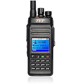 TYT MD-398 Handheld LCD Display / FM Radio 1000 2800 mAh Walkie Talkie Two Way Radio / 400-470MHz
