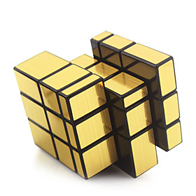 Magic Cube IQ Cube shenshou Mirror Cube 333 Smooth Speed Cube Magic Cube Puzzle Cube Competition Kid's Adults' Children's Toy Unisex Gift
