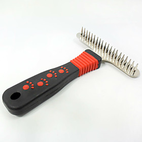 High Quality Pet Comb Stainless Steel Cat Dog Combs Beauty Clean Products Pet Hair Removal Brush Dog Products 5926292