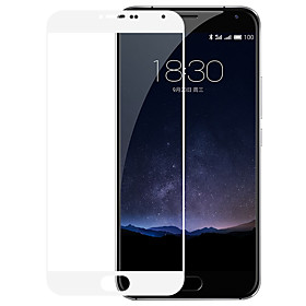For  MeiZu PRO5  XIMALONG MeiZu PRO5 Tempered Glass Film Phone Full Screen Protective Film Full-screen Tempered Film White 5941497