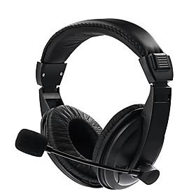 Wired Stereo Headset Gaming Headphones Earphone Headphones Earphones with Microphone for PC Cell Phones 6045526