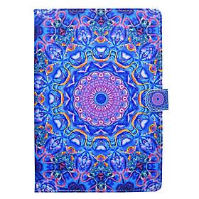 Case For Apple iPad Pro 11'' Card Holder / with Stand / Pattern Full Body Cases Mandala Hard PU Leather for iPad Air / iPad 4/3/2 / iPad Mini 3/2/1 / iPad Pro
