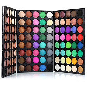 120 Colors Professional Makeup Pearly Matte Nude Eye Shadow Palette Make Up Palette Waterproof Eye Shadow 6049702