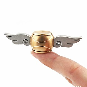 Fidget Spinner Hand Spinner Spinning Top High Speed for Killing Time Stress and Anxiety Relief Two Spinner Metalic Pieces Adults' Boys' Girls' Toy Gift