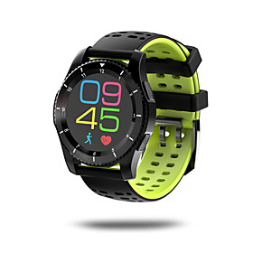 Smartwatch GS8 for iOS / Android Touch Screen / Heart Rate Monitor / Calories Burned Pedometer / Sleep Tracker / Stopwatch / Alarm Clock