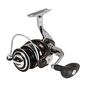 HiUmi Full Metal Light Spool Jigging Trolling Long Shot Casting Saltwater Surf Spinning Big Sea Fishing Reel 4000-7000 6066652