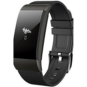 Smart BraceletWater Resistant / Water Proof Calories Burned Pedometers Exercise Record Heart Rate Monitor Touch Screen Distance Tracking