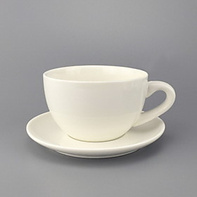 Ceramic Simple Creative European Coffee Cup And Saucer 5999756