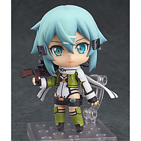 Anime Action Figures Inspired by Sword Art Online Cosplay PVC 10 CM Model Toys Doll Toy 1pc 6001265