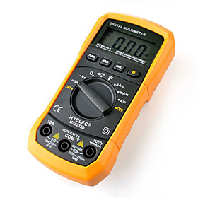 HYELEC MS8233D 2000 Counts Professional Digital Electrical Handheld Tester LCD Auto range Display Mini Digital Multimeter