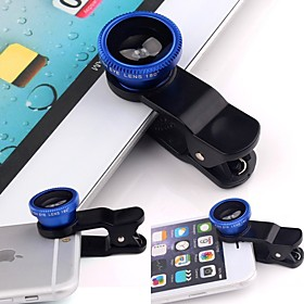 10X Macro 0.67X Wide Angle Camera Lens Lens for Smartphone iPad Xiaomi HUAWEI Samsung iPhone