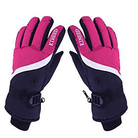 Motorcycle Gloves Korean Tide Men Winter Outdoor Sports Ski Cycling Gloves 6150390