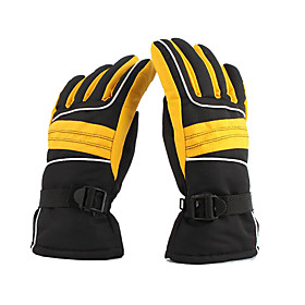 Motorcycle Gloves Korean Tide Men Winter Outdoor Sports Ski Cycling Gloves 6150386
