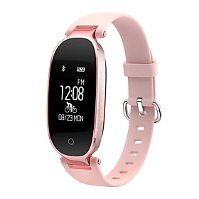 YYS3 Smart Bracelet Smartwatch Android iOS Bluetooth Sports Waterproof Heart Rate Monitor APP Control Touch Screen Pulse Tracker Activity Tracker Sleep Tracker