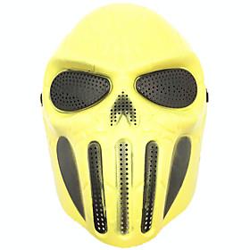 1pc All Occasions Halloween Decorations Skulls Holiday Fantasy Halloween Costume Props  Kits Birthday Halloween Masks Masquerade Masks