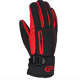 Motorcycle Gloves Male Winter Waterproof Warm Outdoor Ski Gloves Thick 6150920