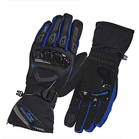 Motorcycle Gloves Four Seasons Riding A Motorcycle Knight Drop Off The Wild Racing Gloves Winter Waterproof Warm Men 6141924