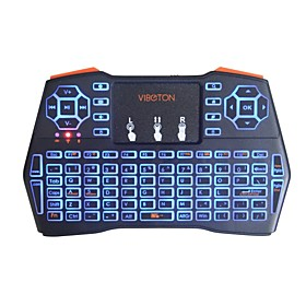 Air Mouse / Keyboard Mini 2.4GHz Wireless Wireless Air Mouse / Keyboard For Linux / Windows / Mac OSX