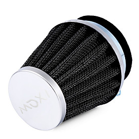 ZIQIAO Car Accessories Air Filters High Quality Iron and Strong Pliable Rubber Universal 1pcs 54mm Mushroom Head Motorcycle Air Filter 5841938
