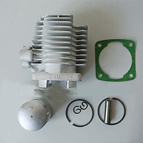 40mm Pocket Bike Cylinder Piston Kits for 2 Stroke Dirt Pit Bike Gas Scooter Motorized Bicycle Mini Quad 1806329