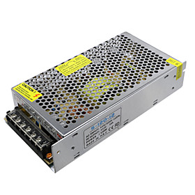 HKV DC12V 10A 120W Power Adapter AC100-265V to DC 12V Power Charger Equipment Lighting Transformers Adapter  Power Supply For LED Strip light